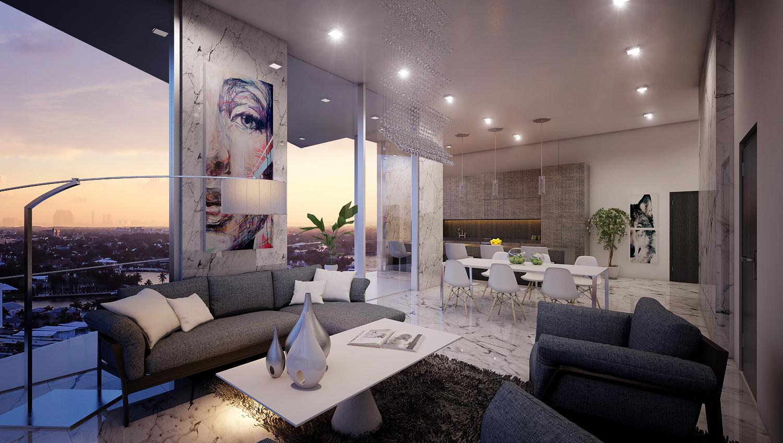 Aurora Apartments Miami Fl